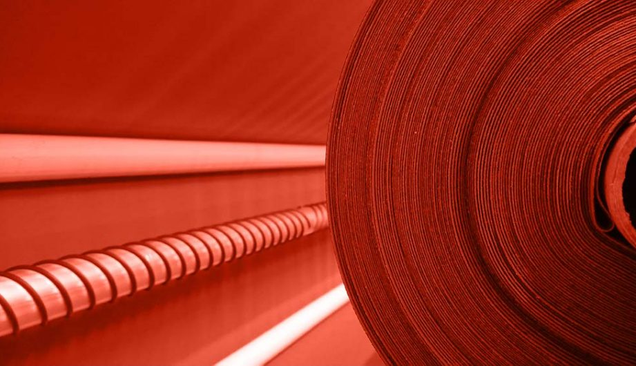 Technical yarns for textile